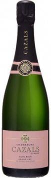 Claude Cazals Cuvée Rosé champagne