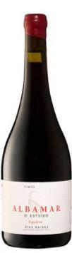 galicia rias baixas bodegas albamar vino tinto o esteiro espadeiro
