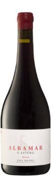 galicia rias baixas bodegas albamar vino tinto albamar o esteiro mencia