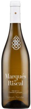 vino blanco txakoli marques de riscal getariako txakolina