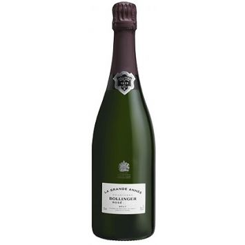 Champagne Bollinger La Grande Année Rosé 2004