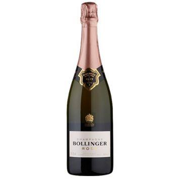 Champagne Bollinger Rosé Bodegas Bollinger