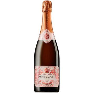 André Clouet Rosé Grand Cru champagne rosado