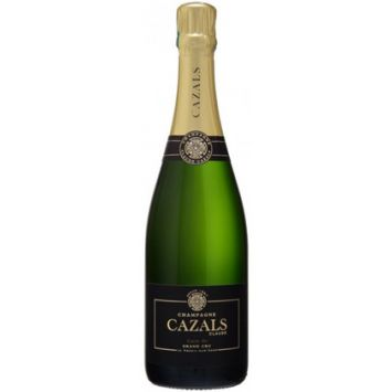 Claude Cazals Carte Or Brut Grand Cru