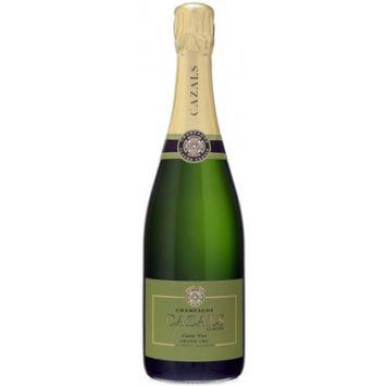 Claude Cazals Cuvée Vive Grand Cru Champagne de Bodegas Claude Cazals