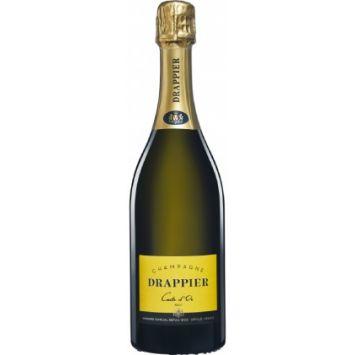 champagne drappier carte dor