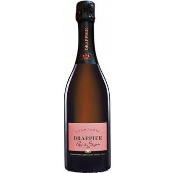 champagne drappier rose de saignee