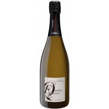 Franck Pascal Quinte Essence Millesime champagne
