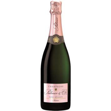 Palmer & Co Brut Rosé champagne rosado