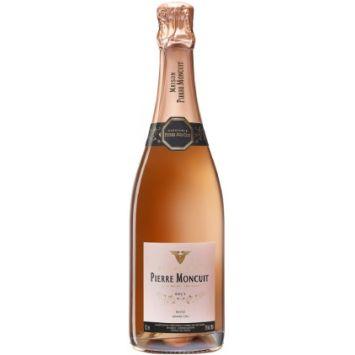 francia champagne pierre moncuit rose brut