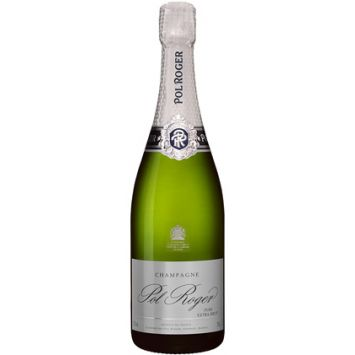 Pol Roger Pure Extra Brut champagne