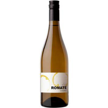 Fino Romate vino jerez