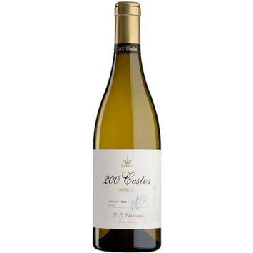 A Coroa 200 Cestos vino blanco de valdeorras Bodegas A Coroa