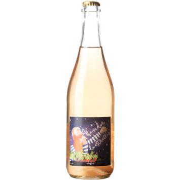 afinador de estrellas vino rosado microbio wines ismael gozalo