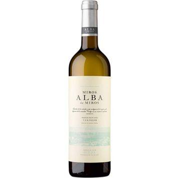vino blanco alba de miros verdejo rueda bodegas peñafiel