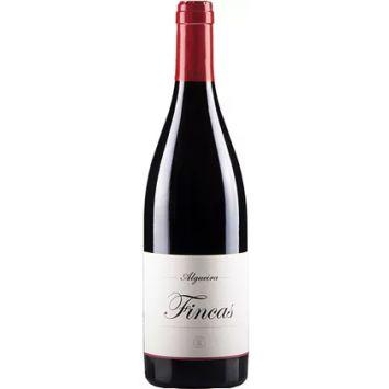 algueira fincas vino tinto ribeira sacra