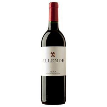 Allende 2011 vino tinto de Rioja Bodegas Finca Allende