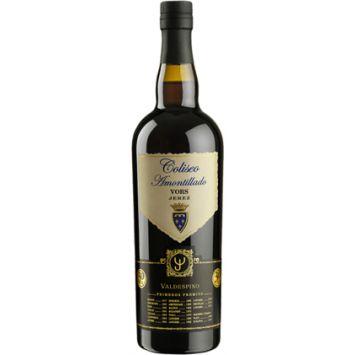 amontillado coliseo vors vino generoso jerez bodegas valdespino