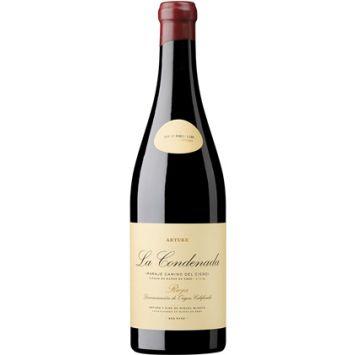 artuke la condenada vino tinto rioja