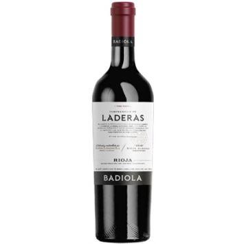 vino tinto rioja badiola tempranillo de laderas