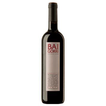 Baigorri Crianza vino tinto DOC Rioja Bodegas Baigorri