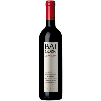 Baigorri Garnacha vino tinto rioja
