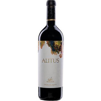 vino tinto alitus bodegas balbas ribera del duero