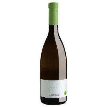 Barbazul Blanco vino blanco de la Tierra de Cádiz Huerta Albalá