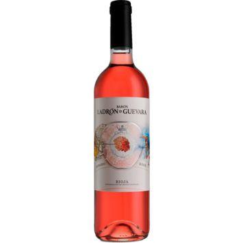 baron ladron de guevara rosado vino rioja