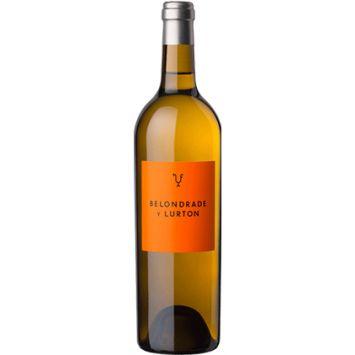 belondrade y lurton vino blanco verdejo con crianza rueda