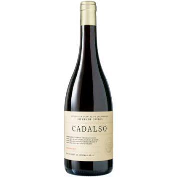 Cadalso 2017 vino tinto garnacha gredos peninsula vinicultores
