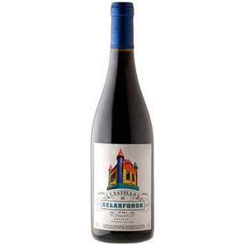 Castillo de Belarfonso vino tinto bodegas canopy mentrida
