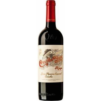 vino tinto castillo ygay gran reserva especial marques de murrieta rioja