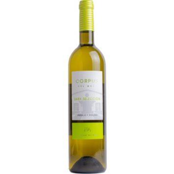 españa castilla la mancha bodegas del muni vino blanco semi dulce corpus del muni sara seleccion verdejo riesling