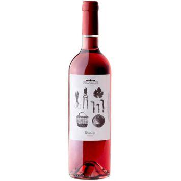 cortijo los aguilares vino rosado ronda malaga