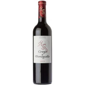 españa galicia monterrei vino tinto crego e monaguillo mencia