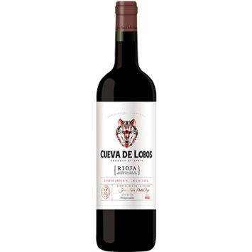 Cueva de Lobos Joven 2019 vino tinto rioja bodegas javier san pedro ortega