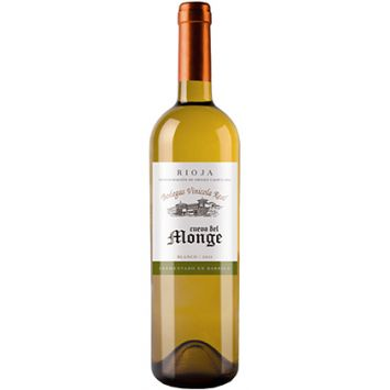 Cueva del Monge Blanco vino blanco rioja