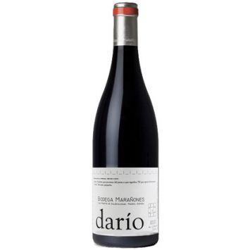 dario bodegas marañones vinos de madrid vino tinto