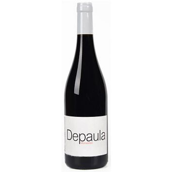 Depaula vino tinto monastrell ponce