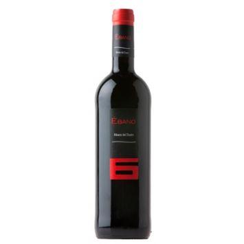 ebano 6 vino tinto ribera duero