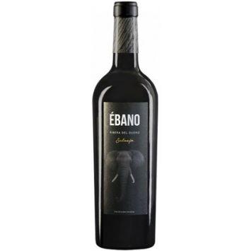 vino tinto ebano salvaje ribera duero
