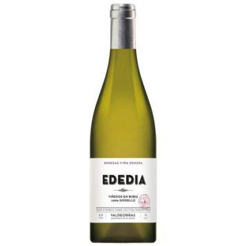 Ededia vino blanco viña somoza valdeorras