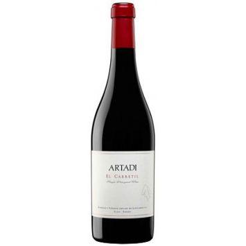 bodegas artadi el carretil vino tinto la rioja alavesa