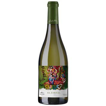 el zarzal vino blanco godello emilio moro