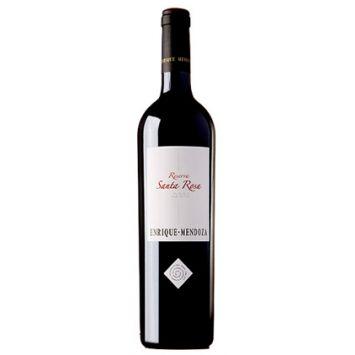 Enrique Mendoza Reserva Santa Rosa Vino Tinto DO Alicante