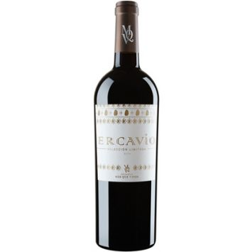 Ercavio Selección Limitada 2014 vino tinto de Castilla Bodegas Mas Que Vinos