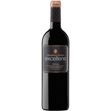 excellens cuvee especial marques de caceres vino tinto crianza rioja