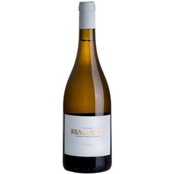 vino blanco fan d oro 2017 vino blanco de Arzuaga Navarro Castilla Leon