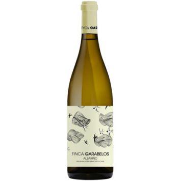 Finca Garabelos 2017 vino blanco albariño rias baixas galicia